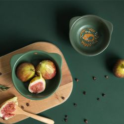 ECO MINI BOWL SET - RED PANDA