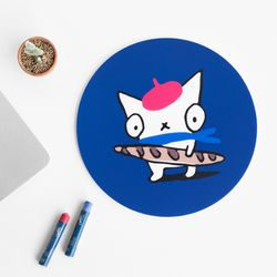 SNOWCAT MOUSEPAD - PAINTER