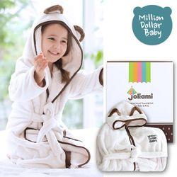 유아동 배스로브+선물박스