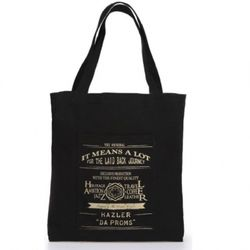 [Da proms] The Shopper bag - Black