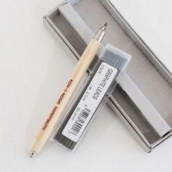 KOH-I-NOOR sharp pencil set wood