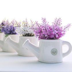 라벤더 물조리개화분세트-4color