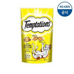 템테이션 맛있는 닭고기맛 85g