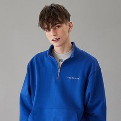 rc half zipup mtm (cobalt blue)