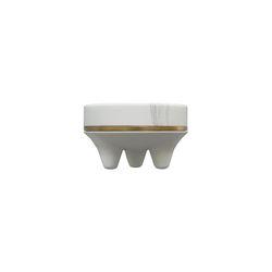 미니향로 - white marble