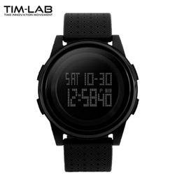 [TIM-LAB] 남성 스포츠시계 전자손목시계 방수 1206