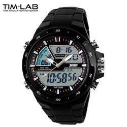 [TIM-LAB] 남성 스포츠시계 전자손목시계 방수 1016
