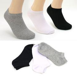 국내제조 남자 여자 스니커즈 발목양말 덧신