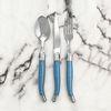 장네론 라귀올 테이블양식기 블루