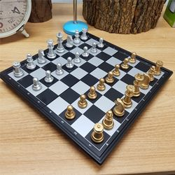 휴대용 접이식 자석 체스