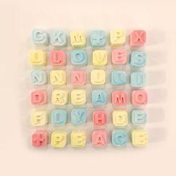 알파벳 석고방향제