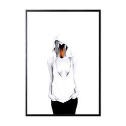 수입작가아트포스터- SWAN LADY(포스터 ONLY)