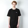 PEPPER LOGO T-SHIRT [BLACK]