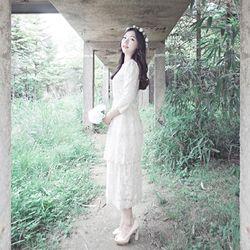 이사벨라 빈티지 드레스