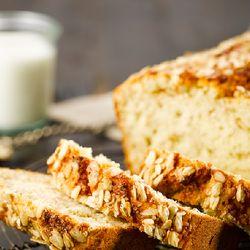 허니 오트 귀리 식빵 만들기 (철제 틀 포함)