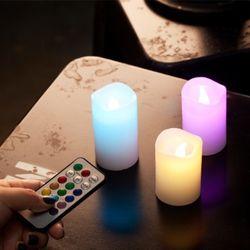 LED 캔들