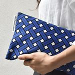 basket blue pouch (special medium)