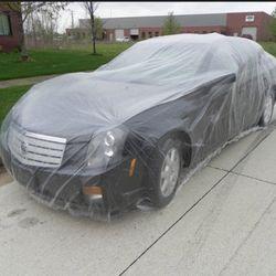 자동차 비닐커버 소