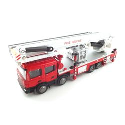 AERIAL FIRE ENGINE(KDW250146RE) 소방차 중장비