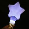 LED 큐티 별봉 (화이트)