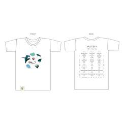 2017 지산 밸리록 - 티셔츠A