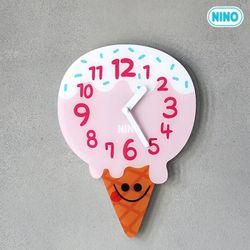 니노타임-아이스크림(소)+아크릴받침대