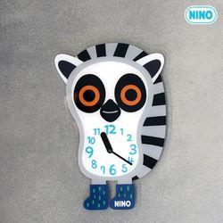 니노타임-여우원숭이(소)+아크릴받침대
