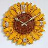 (kspz175) 해바라기 대형 시계