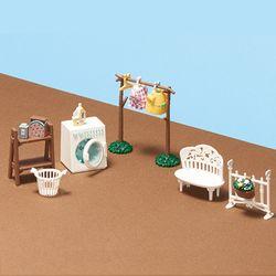 [하코룸] 곰의 학교 세탁 키트