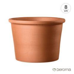 데로마 토분 인테리어 미니화분 실린드로 볼다토(8cm)