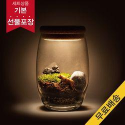 [빛가든]해질녘 초원