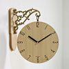 (kthx0447)라이트 양면시계