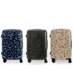 프로젝트D 카모플라쥬 기내용캐리어 나만의 여행가방