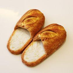 MARU DE PAN 슬리퍼 올드프랑스빵