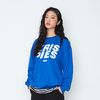 KRISPIES SWEAT SHIRT blue