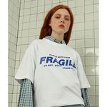 Fragile tshirt-white
