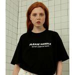 Please handle tshirt-black