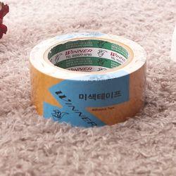 금성 박스테이프(미색)48x70