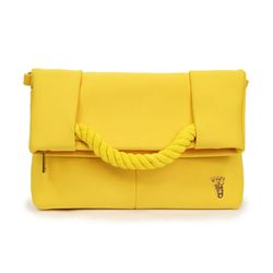 Evervely Clutch Bag -Yellow(에버블리 클러치백)
