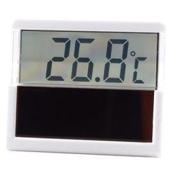 준크리에이트 태양열(조명) 디지털 어항온도계