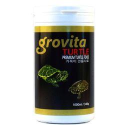 Grovita 그로비타 거북이 전용사료 1000ml (340g)