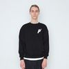 LOGO SWEAT SHIRT black