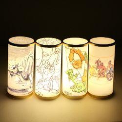 이중섭그림 아트램프(art lamp) LED램프