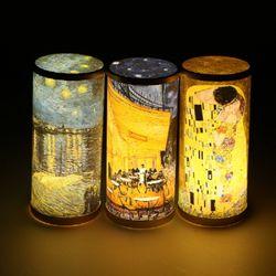 세계명작명화 아트램프(art lamp) 취침등 수유등