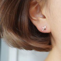 14k gold rosemoss piercing