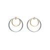 247 Double Hoop Earrings