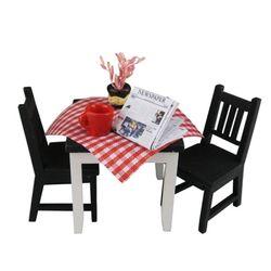 나노룸 모노톤 테이블