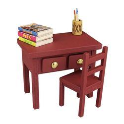 나노룸 책상과 의자