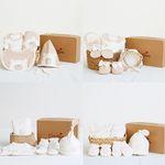 [CONY]오가닉출산선물5종세트 4종택1+선물박스