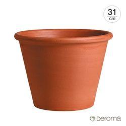 데로마 테라코타 토분 인테리어화분 바숨(31cm)
